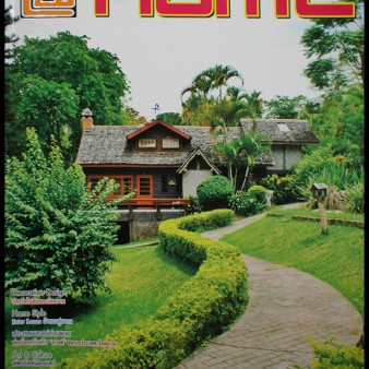 Chiang Mai At Home Magazine Cover